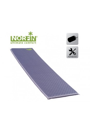 Коврик самонадувающийся Norfin ATLANTIC NF 3.8см
