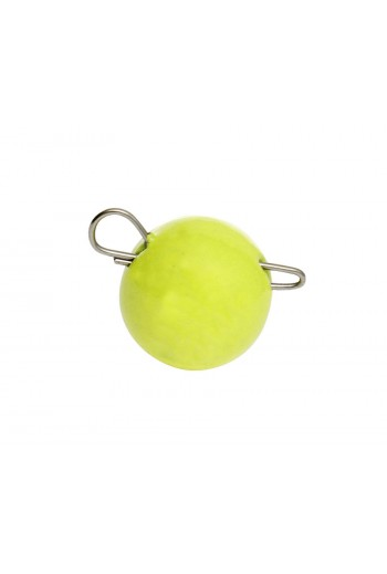 Грузило Flagman Cheburashka Swing Head Lime 3г