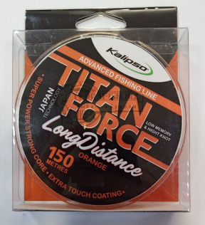 Леска Kalipso Titan Force Long Distance OR 150м