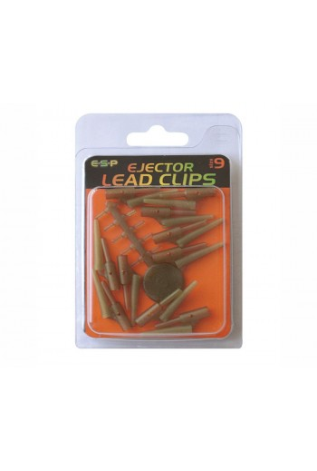 Безопасная клипса Esp Ejector Lead Clip Brown
