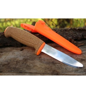 Нож Morakniv Floating Knife Serrated