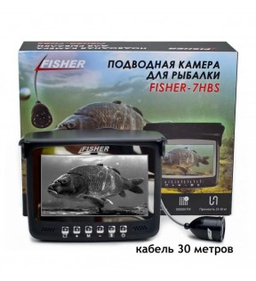 ПОДВОДНАЯ КАМЕРА FISHER CR110-7HBS