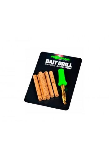 Сверло для насадок Korda Bait Drill & Corks 6 мм