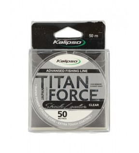 Леска Kalipso Titan Force Leader CL 50м