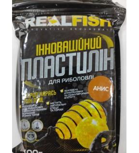 ПЛАСТИЛИН Real Fish АНИС