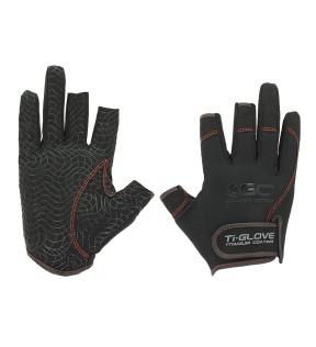 Перчатки GC Titanium 3 Сut TW-301
