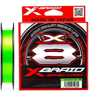 Шнур YGK X-Braid Braid Cord X8