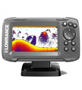 Lowrance HOOK2-4x Bullet GPS