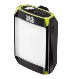 Ліхтар кемпінговий SKIF Outdoor Light Shield Black/Green