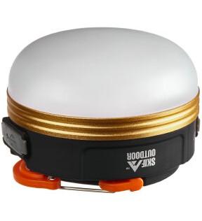 Ліхтар кемпінговий SKIF Outdoor Light Drop Black/Orange