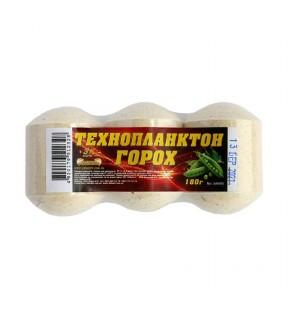 ТЕХНОПЛАНКТОН (ГОРОХ) 180Г