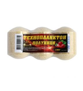 ТЕХНОПЛАНКТОН (КЛУБНИКА) 180Г