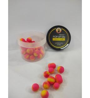 Бойлы Premium POP-UP Mix (Exotic Fruits) d. 10/12/14mm