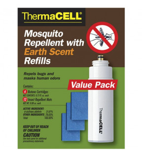 Картридж Thermacell E-4 Repellent Refills – Earth Scent 48 год.