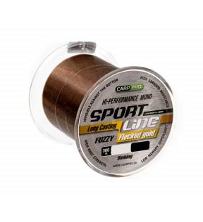 Леска Carp Pro Sport Line Flecked Gold 300м 0.286мм