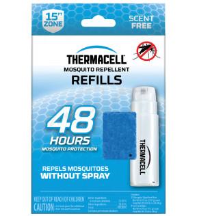 Картридж Thermacell Mosquito Repellent Refills 48 годин