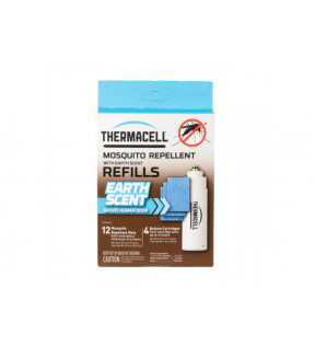 Картридж Thermacell E-4 Repellent Refills – Earth Scent на 48 часов