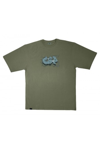 Футболка ESP Urban T-Shirt, зеленая