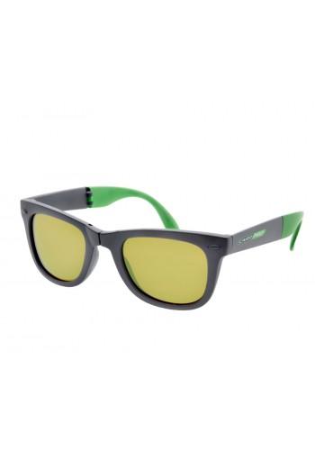 Поляризационные очки Carp Pro складные зеленые+чехол+салфетка