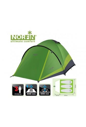 Палатка 3-х местная Norfin Perch 3