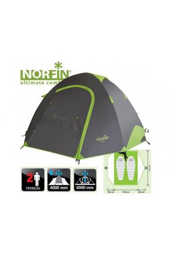 Палатка  2-х местная Norfin Smelt 2 Alu NF