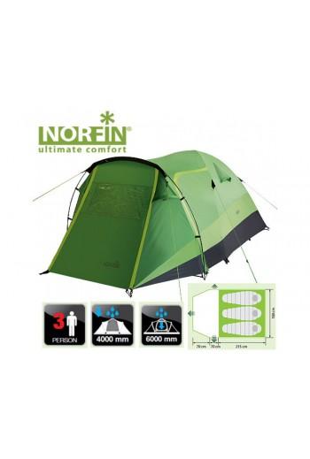 Палатка 3-х местная Norfin Bream 3