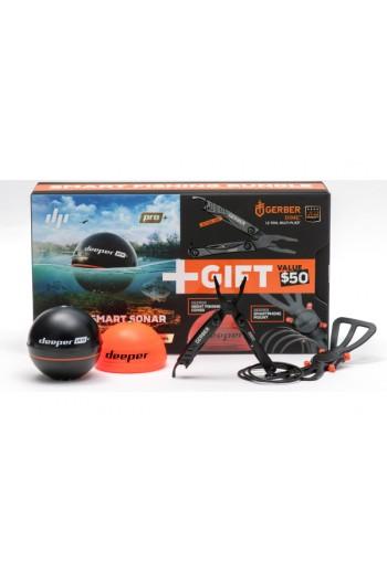 Эхолот Deeper PRO+ WiFi+GPS (FLDP14) +Подарок